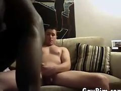 Amatuer Interracial elated Couple