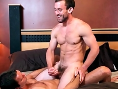 Great kissing with regard to lusty gay anal video