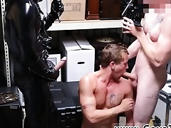 Military hunk pinoy photo gay Dungeon tormentor with a gimp