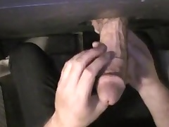 My shy, str8 bud. gloryhole movie scene. 11/17/2011