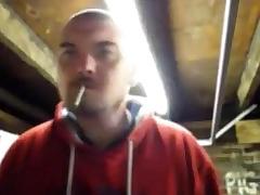 Smoking A Spliff