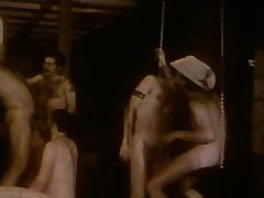 Lustful gay cowboys enjoying lots of sucking and hardcore anal fucking