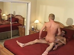 They drag inflate dick and lick ass before one gets it shoved deep in his butt