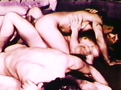 Four insatiable gay stallion succeed in carnal with each other's cocks